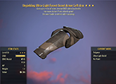 Unyielding [Sneak] Scout Left Arm #9